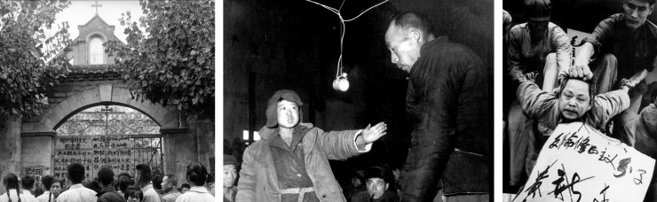 During the Cultural Revolution, the Red Guards attacked not only corrupt government officials and members of the traditional elite who wanted to get their privileges back. Many people who worked hard to develop China, but had the wrong class background or believed in other things than only the Communist Party, were the targets of brutal attacks.